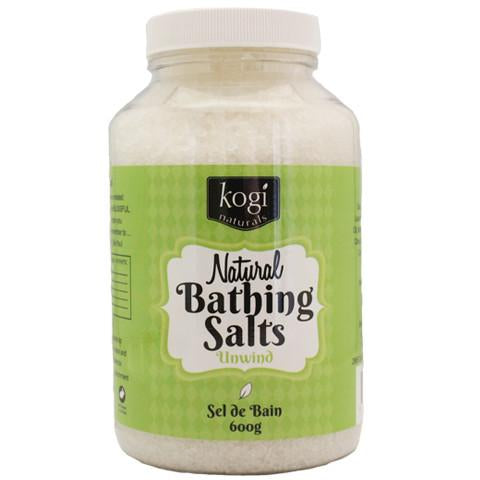 Bathing Salts - Unwind 600g