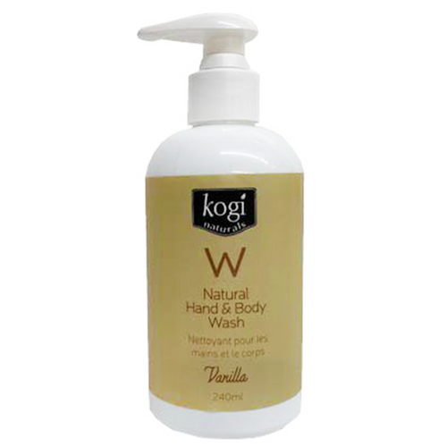 Vanilla Body Wash 240ml