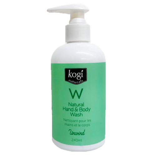 Unwind Body Wash 240ml