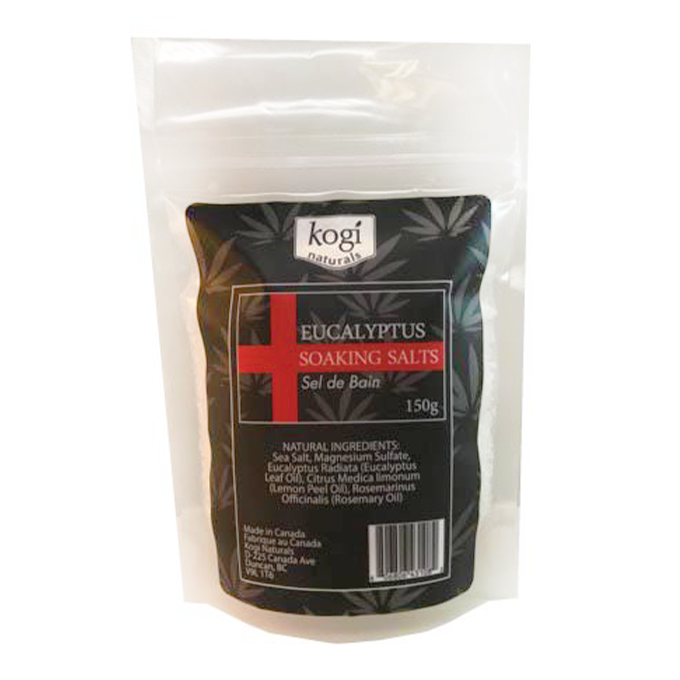 Eucalyptus Bathing Salts 150g