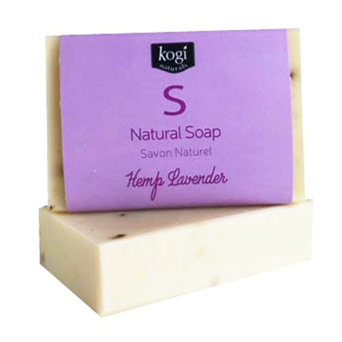 Natural Soap - Hemp Lavender
