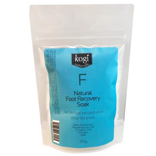 Foot Recovery Soaking Salts 150g