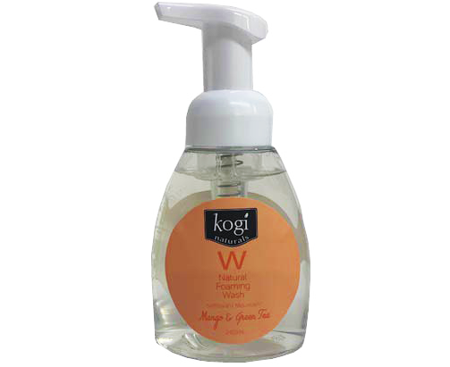 Mango & Green Tea Foaming Wash 250ml