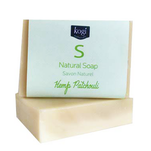 Natural Soap - Hemp Patchouli