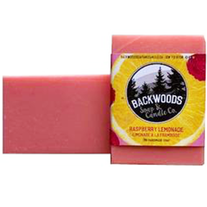 Raspberry Lemonade Soap