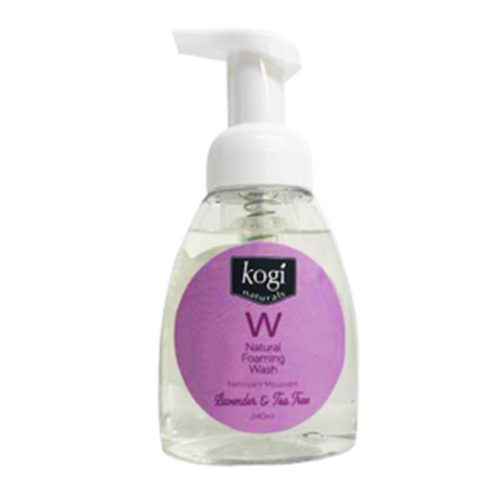 Lavender & Tea Tree Foaming Wash 250ml