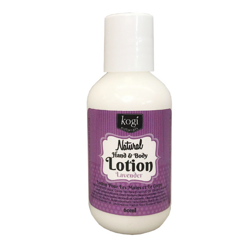 Lavender Hand and Body Lotion 60ml