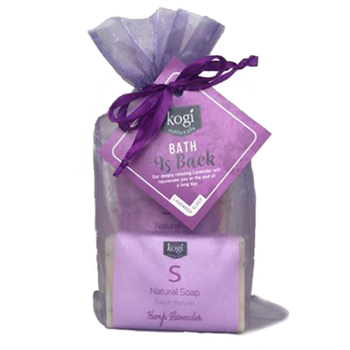 Lavender Bath is Back Gift Set