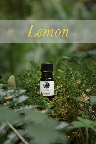 10 ML lemon essential oil