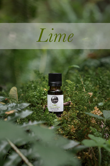 10ML lime essential oil