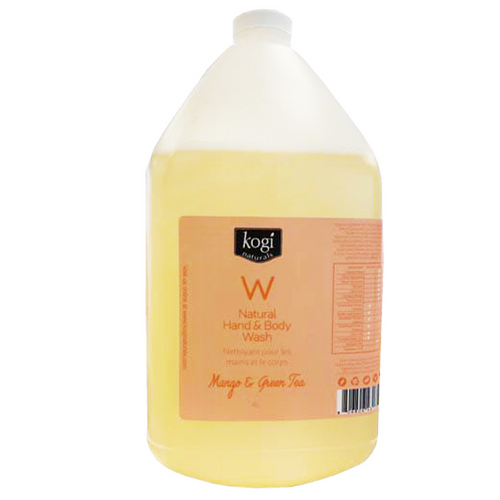 Bulk Mango and Green Tea Body Wash 4L