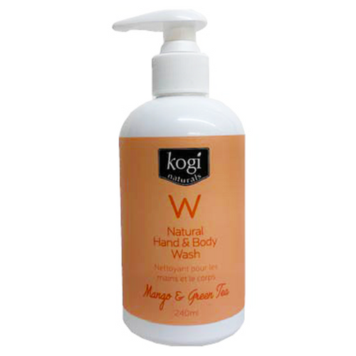 Mango and Green Tea Body Wash 240ml