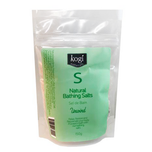 Bathing Salts - Unwind 150g