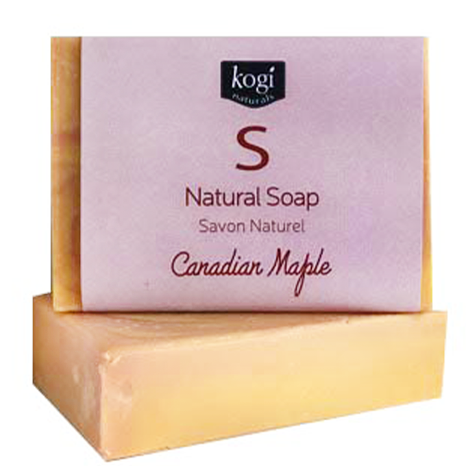 Natural Soap - Canadian Maple