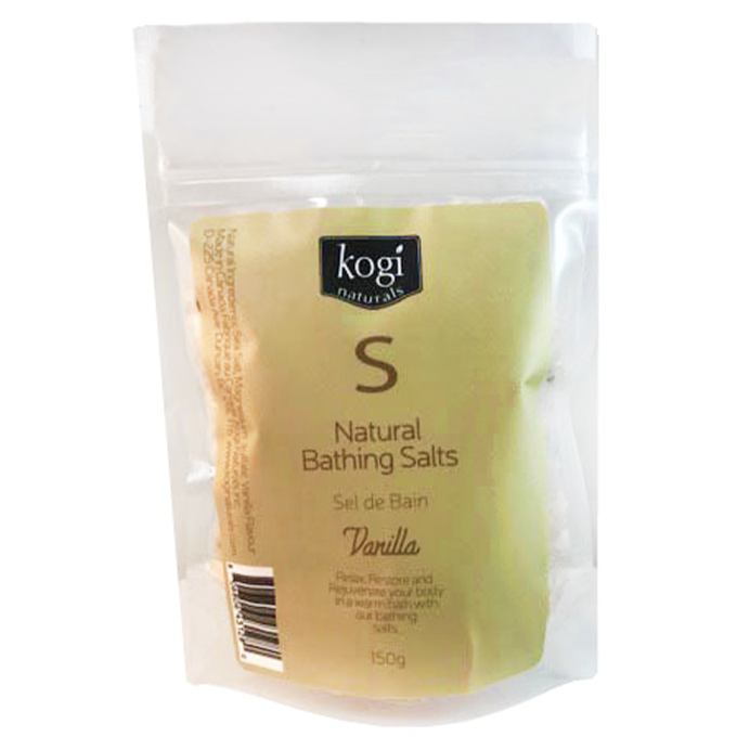Bathing Salts- Vanilla 150g