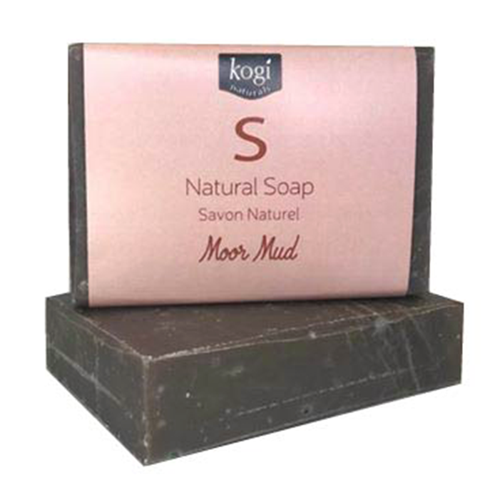 Natural Soap - Moor Mud Complexion Bar