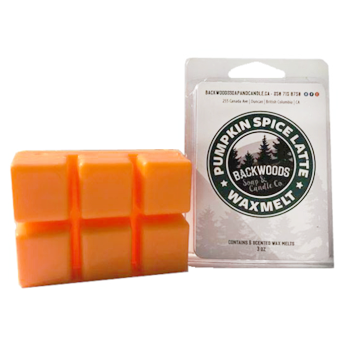 Pumpkin Spice Latte Wax Melt