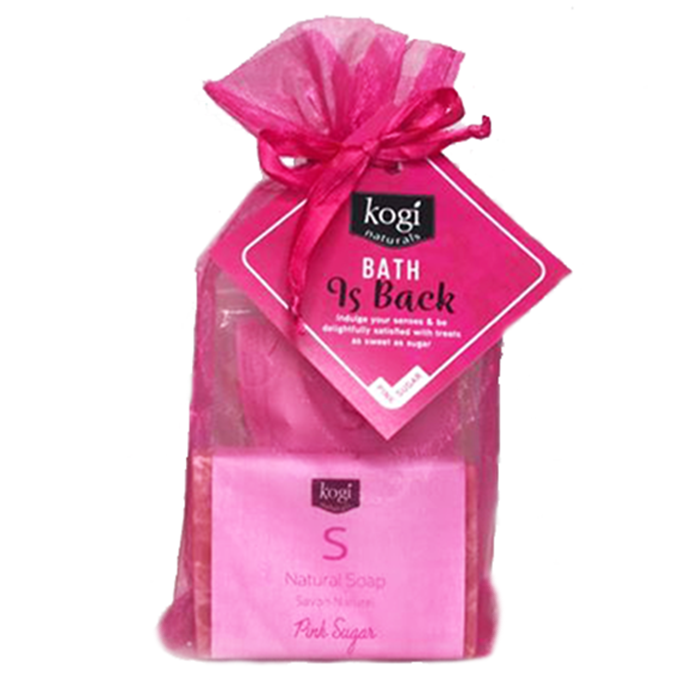 Pink Sugar Bath is Back Gift Set