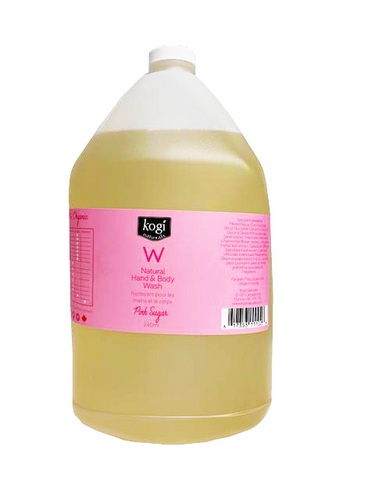 Bulk Pink Sugar Body Wash 4L