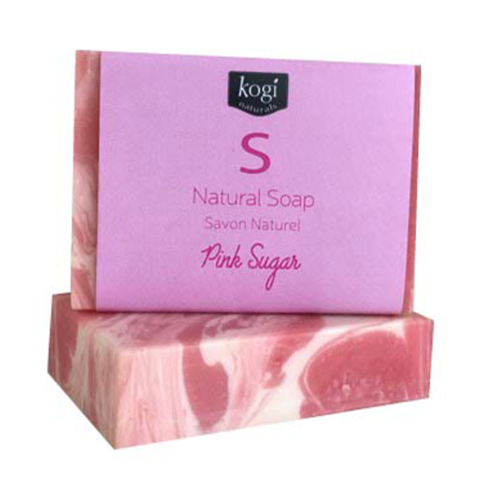 Natural Soap - Pink Sugar