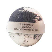 Root beer float bathbomb