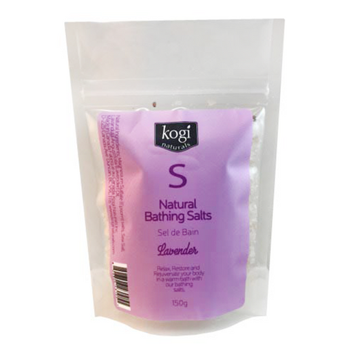 Bathing Salts - Lavender 150g