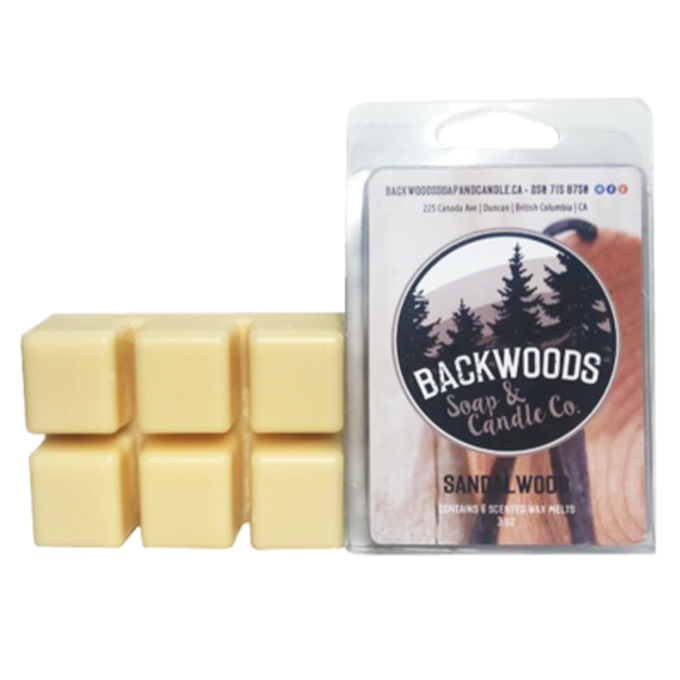 Sandalwood Wax Melt