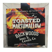 Toasted Marshmallow tealights