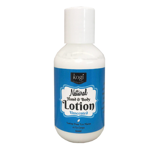 Unscented Hand & Body Lotion 60ml