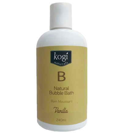 Vanilla Bubble Bath 240ml