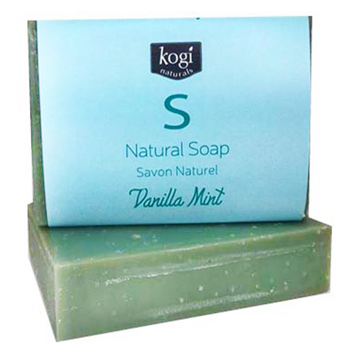Vanilla Mint Soap