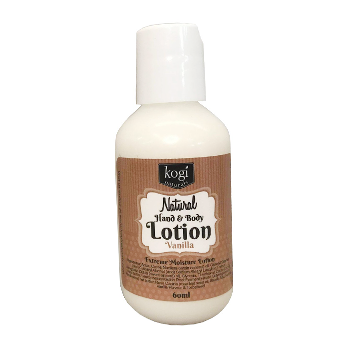 Vanilla Lotion 60ml