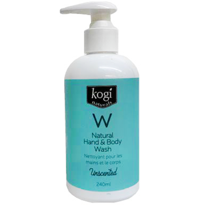Unscented Body Wash 240ml