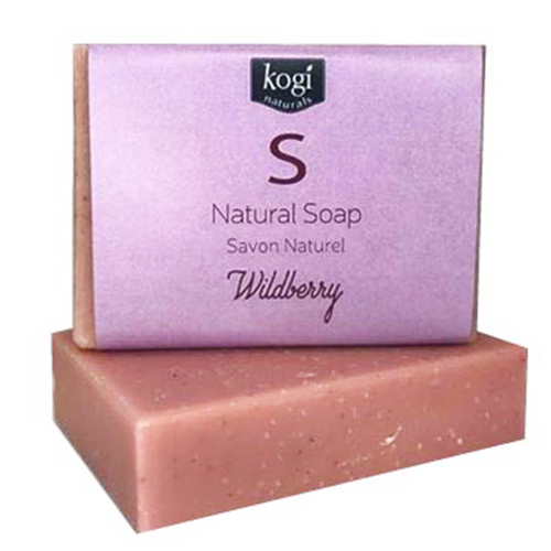 Natural Soap - Wild Berry