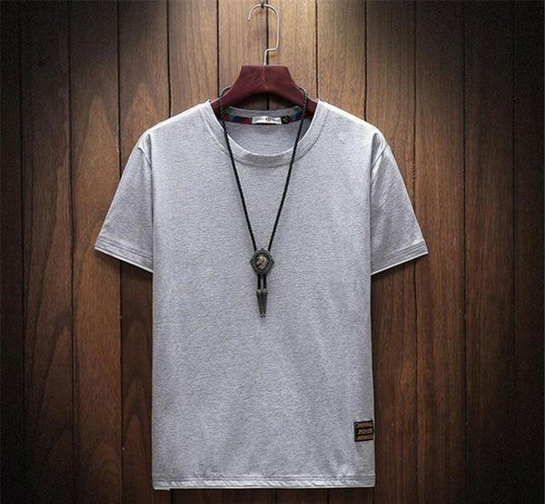 Leopold - Round Neck Double Tee