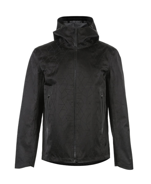 Corey - Hooded Wind Breaker Jacket