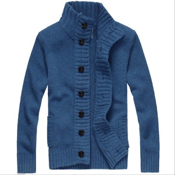 Alonzo - Knitted Cardigan