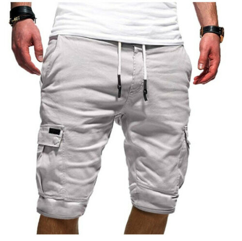 Eliot - Casual Cargo Shorts