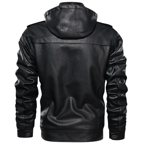 Craig - Fleece Motorcycle Jacket