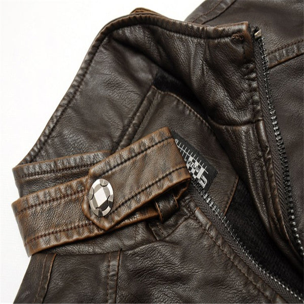 Fred - Casual Motorcycle Jacket