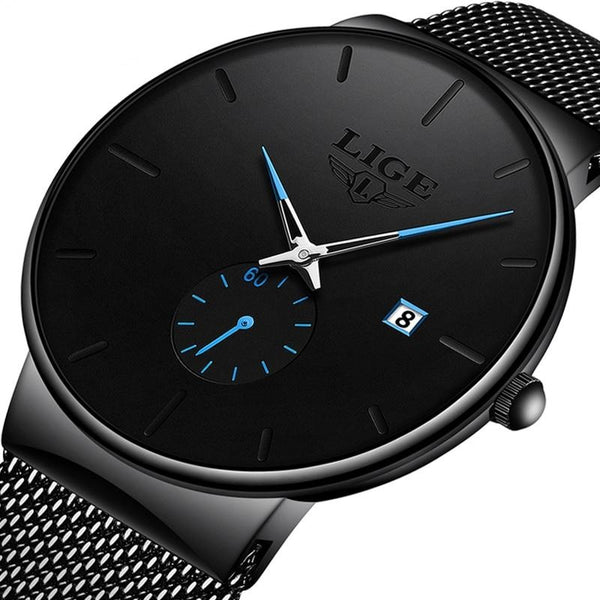 Dion - Ultra Thin Minimalist Watch