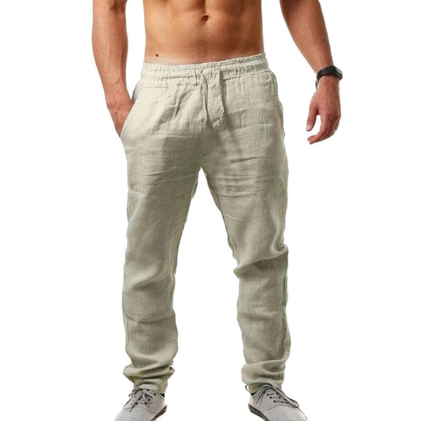 Cody - Plain Loose Straight Pants