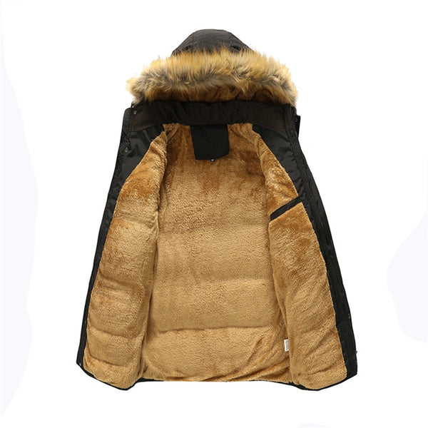 Todd - Winter Padded Jacket