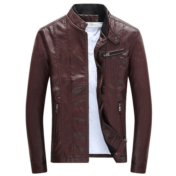 Perry - Classic Motorcycle Jacket
