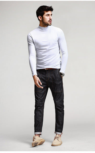 Boyle - The Classic Turtleneck Long Sleeve