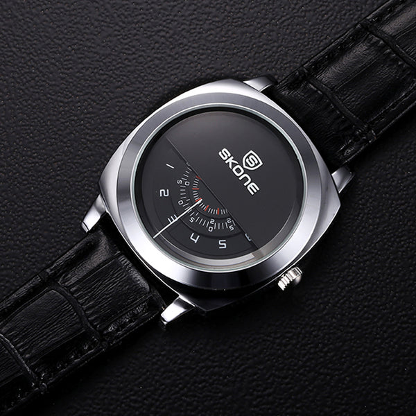 Elijah - Military Wrist Watch