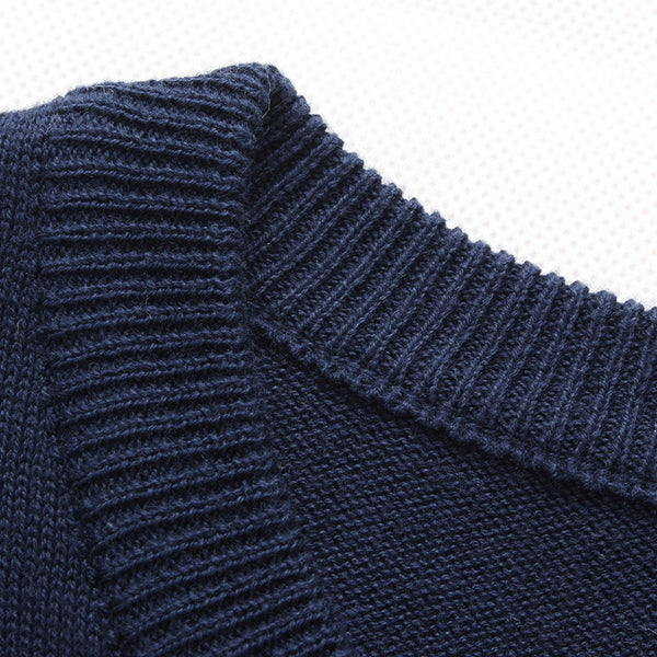 Kayden - Long Sleeve O-Neck Sweater