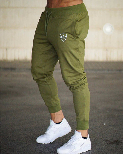 Logan - Cuffed Jogger Sweat Pants