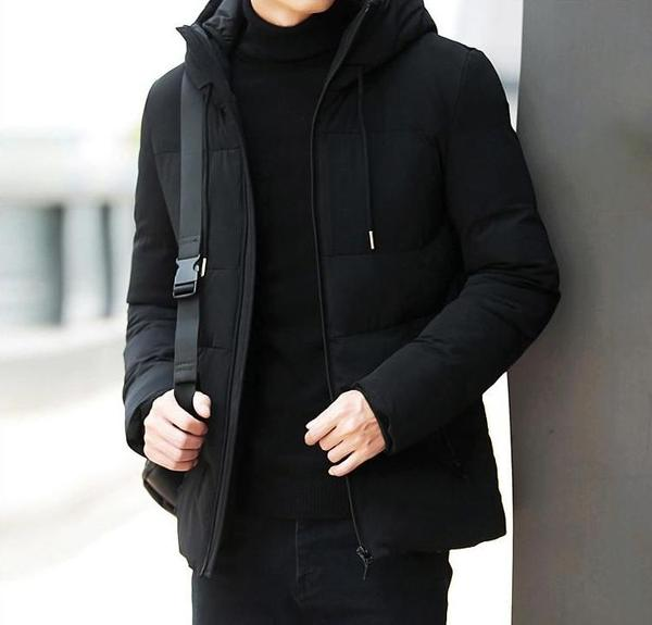 Dylan - Hooded Winter Coat