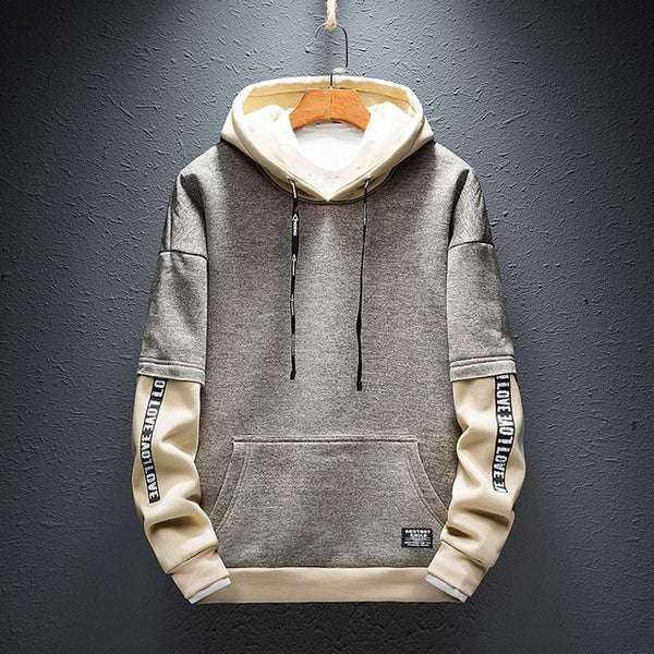 Josh - Multi-Layer Hoodie Sweater